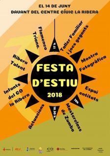 Festa d'estiu 2018