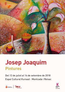 Exposició de pintura de Josep Joaquim