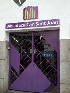 Biblioteca Can Sant Joan