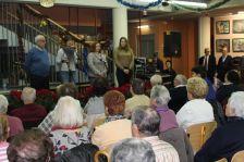 Homenatge a socis 90 anys Casal la Mina
