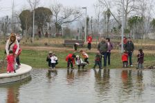Les activitats de la Jugatecambiental s'adrecen a tota la família