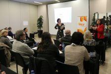 Presentació de la jornada sobre els polígons d'activitat empresarial a Montcada i Reixac