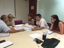 Reunió amb la nova presidenta de Rodalies Catalunya